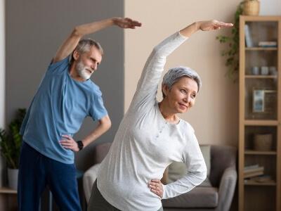 Ejercicios para retrasar el envejecimiento