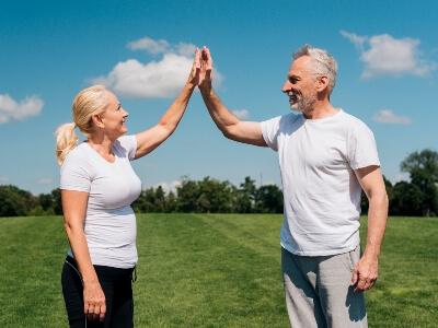 Hábitos saludables para los mayores